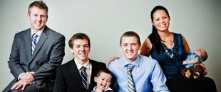 Gammy's family photo
